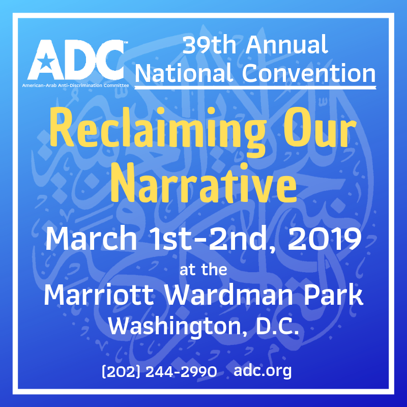 ADC 39th Annual National Convention: Reclaiming Our Narrative!